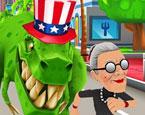 Kızgın Büyükanne Kaçış 8 : Miami