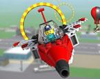 Lego City : Akrobatik Uçuş